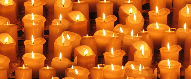 Candles-Candlemas